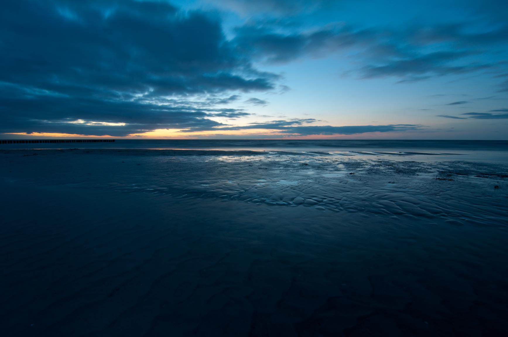 Insel Poel, Nach dem Sonnenuntergang